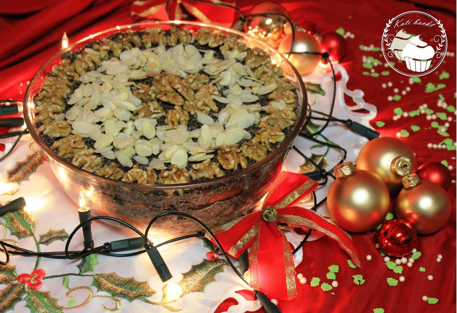 Weihnachten, Nachtisch, Nachspeise, Dessert, polnisches Rezept, polinische Rezepte