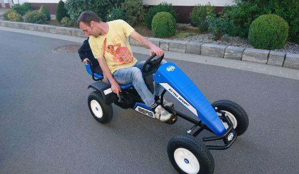Pedal GoKart von BERG Toys für kleine Abenteurer ab 5 Jahren