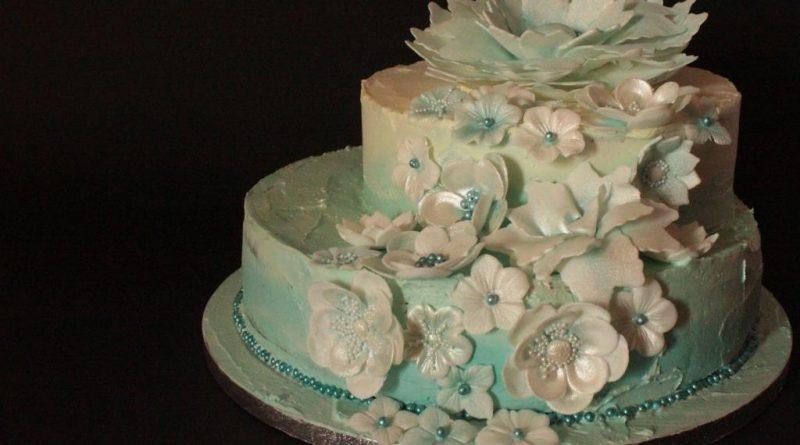 Geburtstagstorte, Motivtorte, Torte zum Geburtstag, 30 Geburtstag, Blumen
