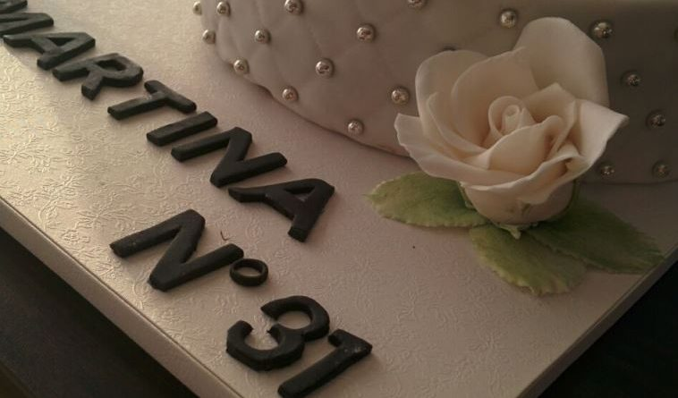 Geburtstagstorte, Motivtorte, Torte zum Geburtstag, Geburtstag, Blumen,