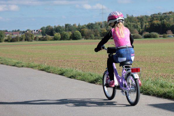 Fahrrad fahren, Puky, Kinder