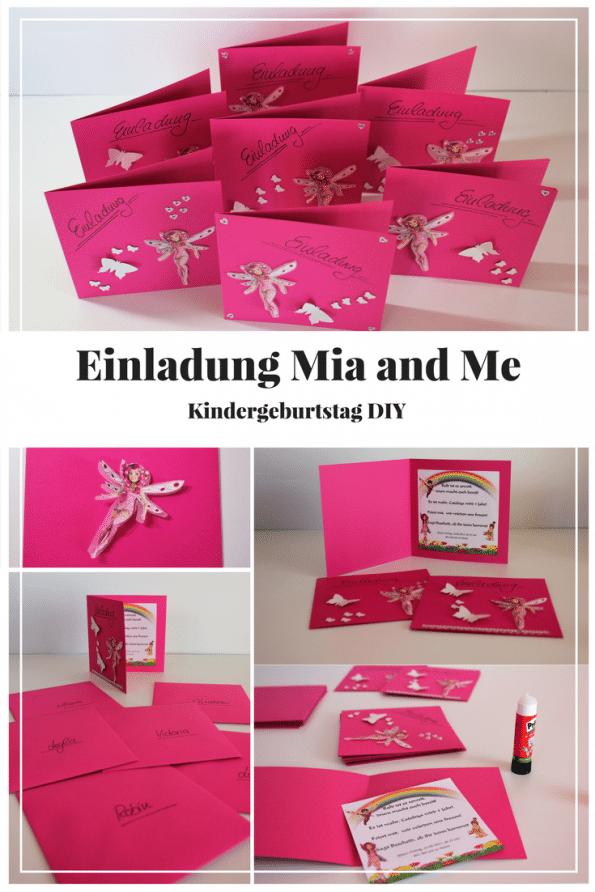 Für alle Mia and Me Fans habe ich die passende Idee für Einladungen zum Kindergeburtstag. Meine DIY Idee für die Einladung zur Mia and Me Mottoparty kann jeder einfach nachbasteln. Mit einfachen Materialien und einer kompletten Materialliste mache ich es euch so richtig einfach!