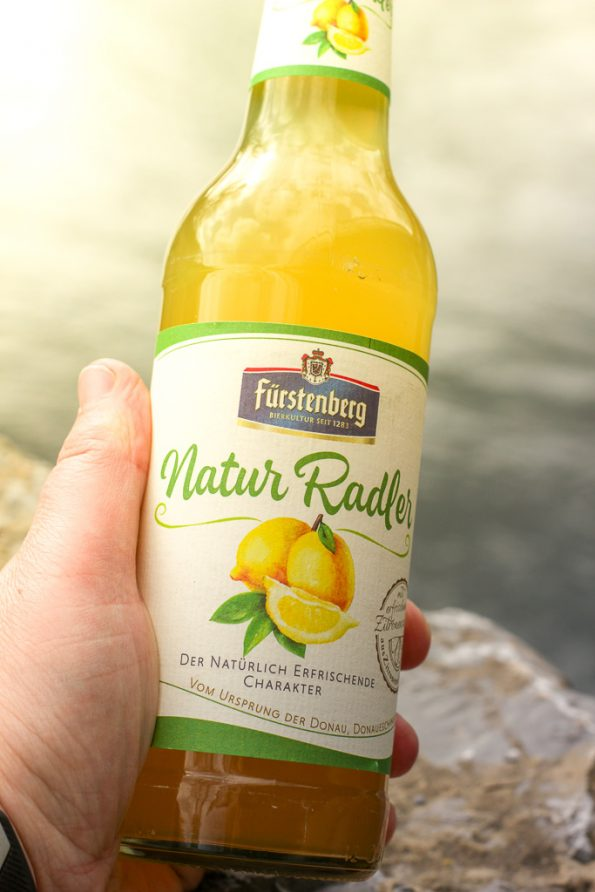 Bier, Bierflasche, Radler, Fürstenberg, Süddeutschland, Baden-Württemberg, Donaueschingen, Bierflasche, Natur Radler, Natur