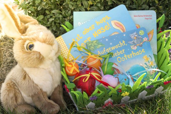 Osterbücher, Buch, Bücher für KInder, Kinderbücher, Ostern, Geschenke zu Ostern, Osterkörchen, Bücher, Bücher für Kinder, Osterhase, Ostereier