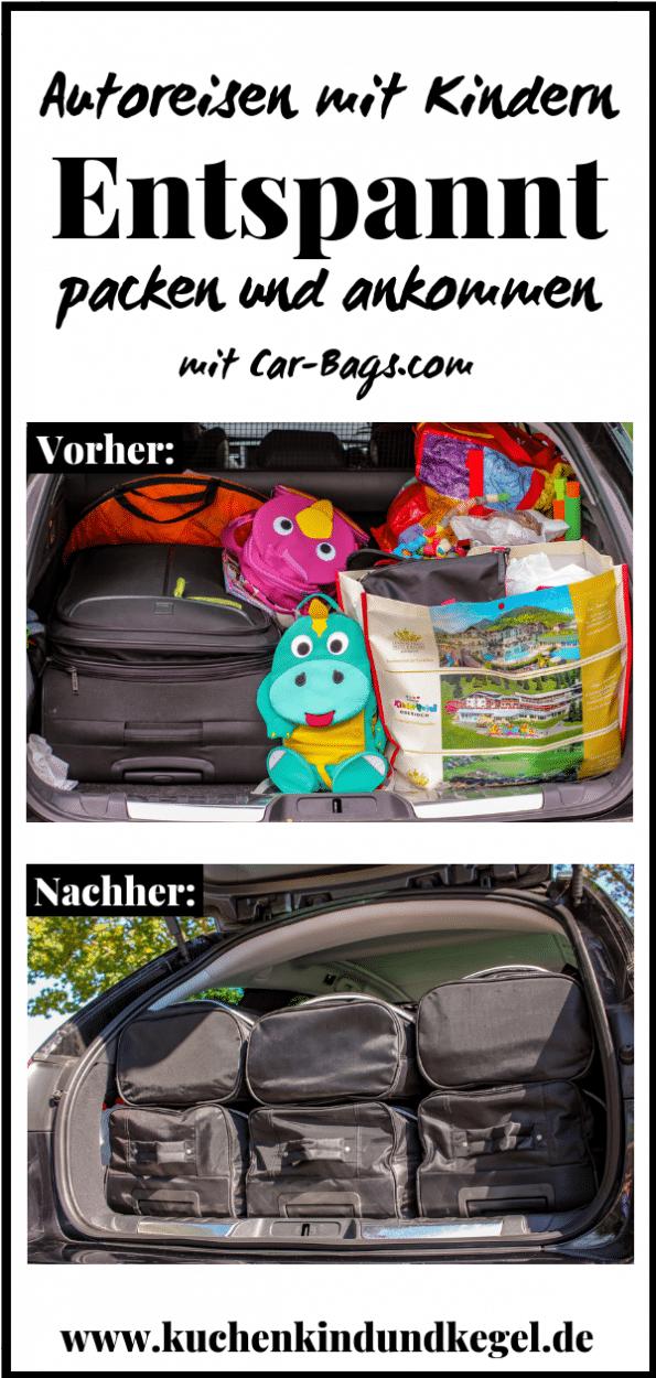 Autoreisen mit Kindern - Entspannt packen und ankommen mit Car-Bags.com