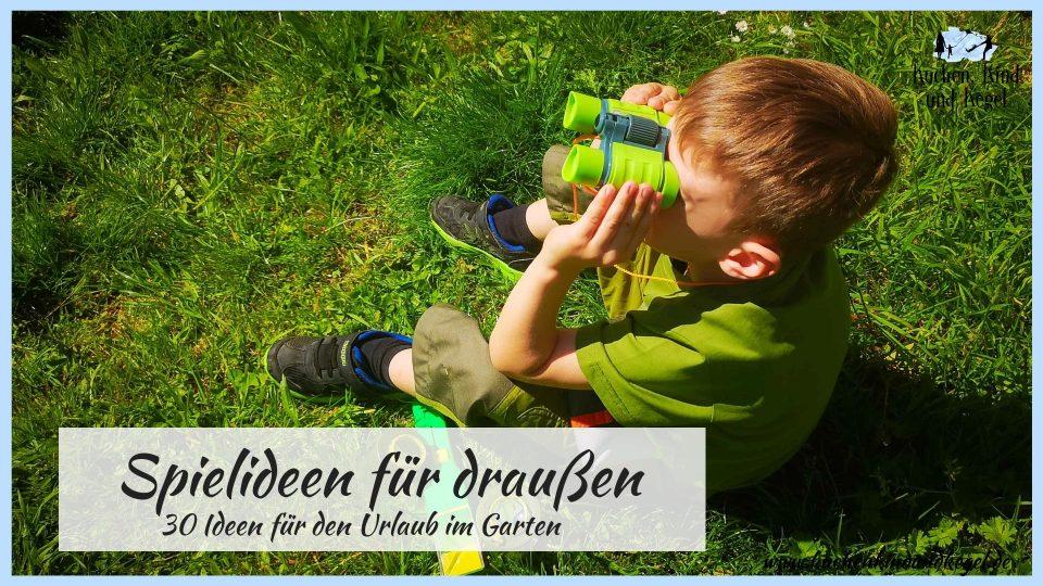 Spielideen für draußen, Spielzeug Outdoor, Was mit Kindern im Garten unternehmen, Urlaub zu Hause, Urlaub auf Balkonien, Urlaub im eigenen Garten, Spielideen Kinder, Kindergeburtstag Spiele, Spielideen Kindergeburtstag