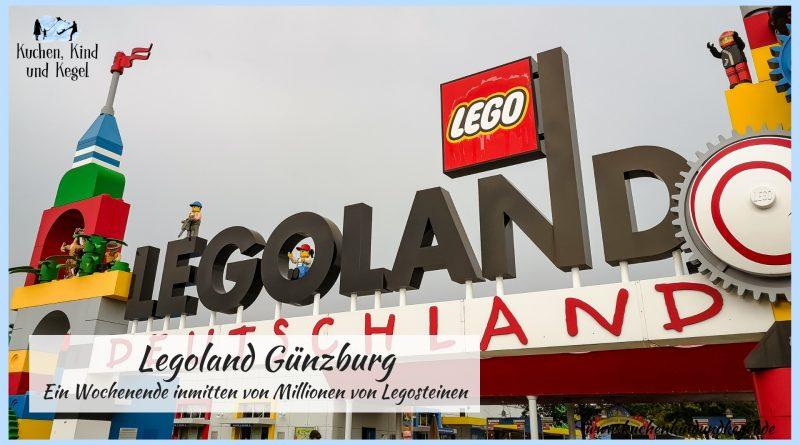 Legoland Günzburg - Ein Wochenende inmitten von Millionen von Legosteinen