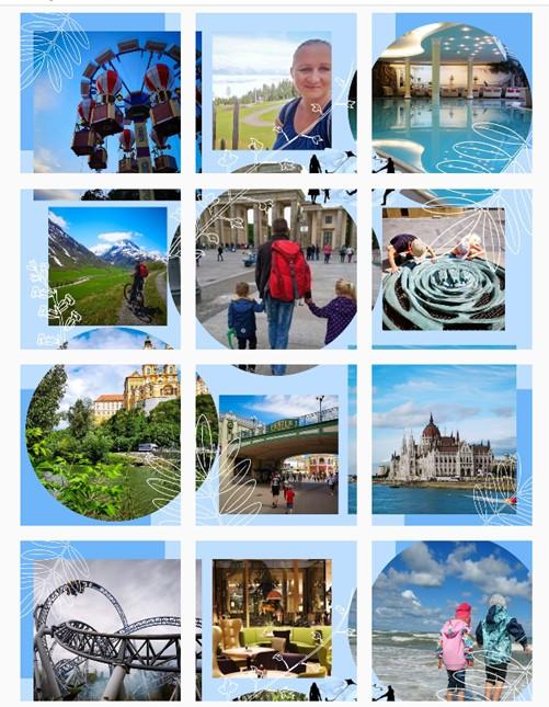 Speiseplan für die Woche 42/2020, Reisen mit Kindern, Unterwegs mit Kindern, Familienurlaub, Familienreisen