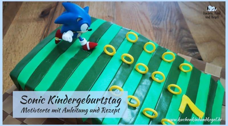 Sonic-Kindergeburtstag-einfache-Sonic-Motivtorte-mit-Rezept-und-Anleitung