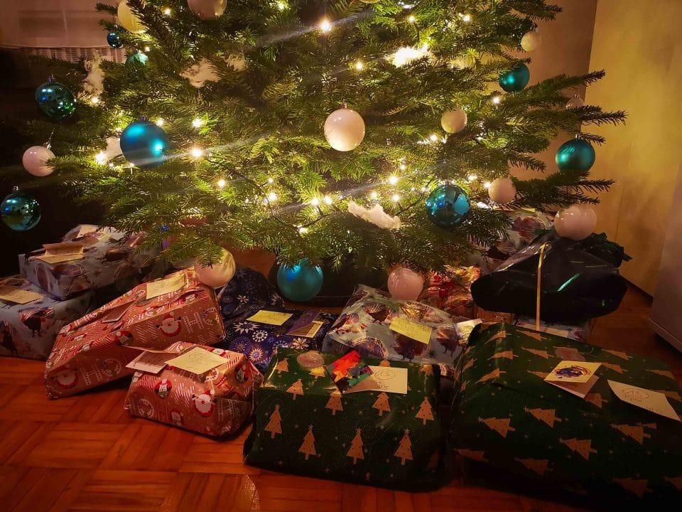 Weihnachtsengel für bedürftige Kinder